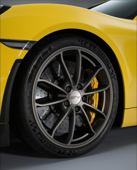 cayman GT4-8