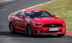 Ford Mustang GT 2015 - den ultimative test